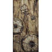 Yosemite Home Decor Canvas Painted Wall Art, Floweret 1