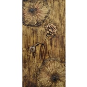 Yosemite Home Decor Canvas Painted Wall Art, Floweret 2