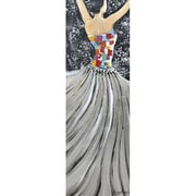"Yosemite Home Decor Canvas Revealed Art Garden Ballet II 59"" x 20"""