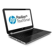 Refurb HP Pavilion TouchSmart 15-n243cl, 15.6 Laptop, 1TB Hard Drive, 12GB memory, AMD Quad-Core A10, Touch, Windows 8.1
