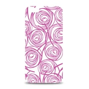 Centon OTM™ New Age Collection White Glossy Case For iPhone 6, Swirls