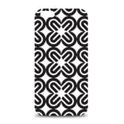 Centon OTM™ Black on White Collection White Glossy Case For iPhone 6, Mirrors