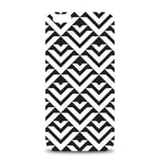 Centon OTM™ Black on White Collection White Glossy Case For iPhone 6, Arrows