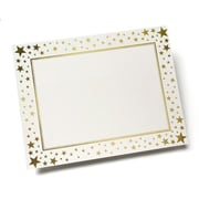 Gartner Studios Certificate, Gold Foil Stars