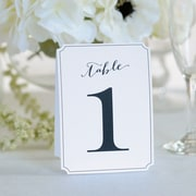 Gartner Studios Ornate Table Numbers 1-12