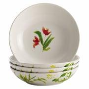 BonJour Meadow Rooster Fruit Bowl 4-Piece Set