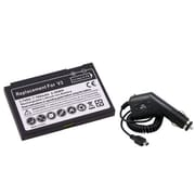 Insten® 207320 2-Piece Battery Bundle For Motorola RAZR V3