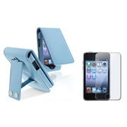 Insten® 241607 2-Piece MP3 Case Bundle For Apple iPod touch 2nd/3rd Gen
