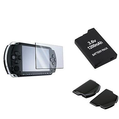 Insten® 249121 3-Piece Game Battery Bundle For Sony PSP Slim 2000/3000