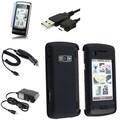 Insten® 266800 5-Piece Car Charger Bundle For Samsung Galaxy Note 3/BlackBerry/LG/Motorola