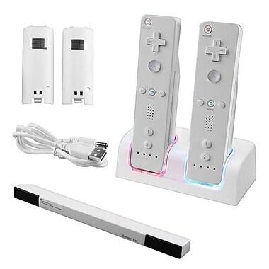 Insten® 274874 2-Piece Game Others Bundle For Nintendo Wii/Wii U