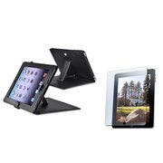 Insten® 282194 2-Piece Tablet Case Bundle For Apple iPad