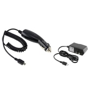 Insten® 297407 3-Piece Universal Car Charger Bundle For Samsung Galaxy Note 3