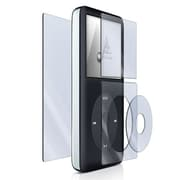 Insten® 313964 3-Piece MP3 Screen Protector Bundle For Apple iPod Classic 120GB/160GB/80GB