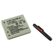 Insten® 313971 2-Piece DV Battery Bundle For PowerShot SD630/SD750