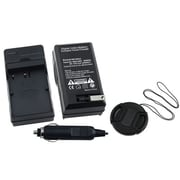 Insten® 314972 2-Piece DV Cap Bundle For Nikon EN-EL3