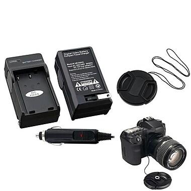 Insten® 314990 3-Piece DV Cap Bundle For Nikon EN-EL9/EN-EL9A Batteries