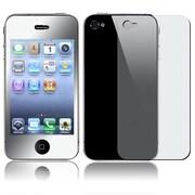 Insten® 317011 2-Piece iPhone Screen Protector Bundle For iPhone 4/4S