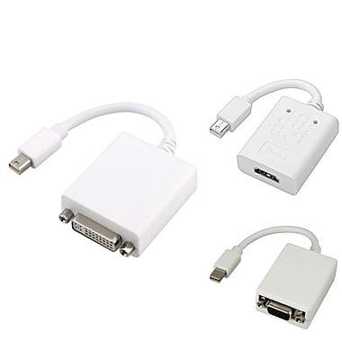 Insten® 319836 3-Piece TV Adapter Bundle For MacBook