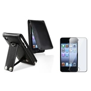 Insten® 327731 2-Piece MP3 Case Bundle For Apple iPod Touch 4th Gen
