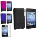 Insten® 342843 6-Piece MP3 Case Bundle For Apple iPod touch 2nd/3rd Gen