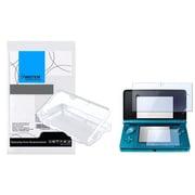Insten® 350310 2-Piece Game Case Bundle For Nintendo 3DS