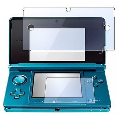 Insten® 350313 3-Piece Game Screen Protector Bundle For Nintendo 3DS