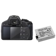 Insten® 351614 3-Piece DV Battery Bundle For Canon LP-E8/Canon EOS 550D