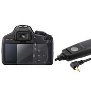 Insten® 351617 2-Piece DV Remote Control Bundle For Canon RS-60E3