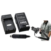 Insten® 352876 2-Piece DV Battery Charger Bundle For Nikon EN-EL9