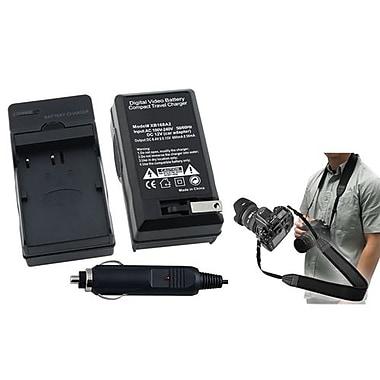 Insten® 352895 2-Piece DV Battery Charger Bundle For Nikon EN-EL3