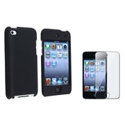 Insten® 359915 2-Piece MP3 Case Bundle For Apple iPod Touch 4th Gen