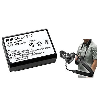 Insten® 369845 2-Piece DV Battery Bundle For Eos Rebel T3