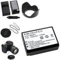 Insten® 369879 6-Piece DV Battery Bundle For Eos Rebel T3/Canon LP-E10/Canon