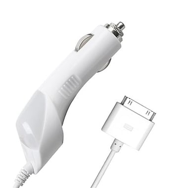 Insten® MFI Certified Car Charger For Apple iPad/iPhone/iPod