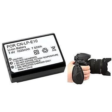 Insten® 377735 3-Piece DV Battery Bundle For Eos Rebel T3