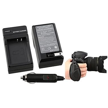 Insten® 377736 2-Piece DV Battery Charger Bundle For Canon LP-E10