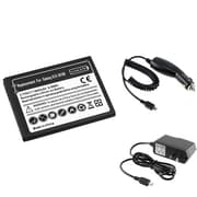 Insten® 392345 3-Piece Battery Bundle For Samsung Galaxy S2/S2 i9100/Samsung Galaxy Note 3