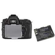 Insten® 392589 2-Piece DV Battery Bundle For Nikon D90/D300