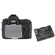 Insten® 392590 3-Piece DV Battery Bundle For Nikon D90/D300