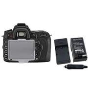 Insten® 392593 2-Piece DV Battery Charger Bundle For Nikon EN-EL3/Nikon D90