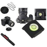 Insten® 392643 4-Piece DV Cap Bundle For 58 mm Filters/Adapters/Lens