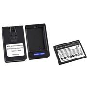 Insten® 394534 2-Piece Battery Bundle For Samsung Galaxy S2 i9100