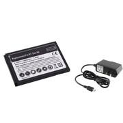 Insten® 397060 2-Piece Battery Bundle For HTC EVO 4G/Samsung Galaxy Note 3