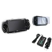 Insten® 411222 3-Piece Game Case Bundle For Sony PSP