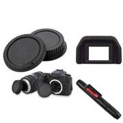 Insten® 411732 3-Piece DV Cap Bundle For Canon EOS