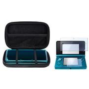 Insten® 424741 2-Piece Game Case Bundle For Nintendo 3DS/NDS