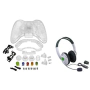 Insten® 452028 2-Piece Game Headset Bundle For Microsoft Xbox 360