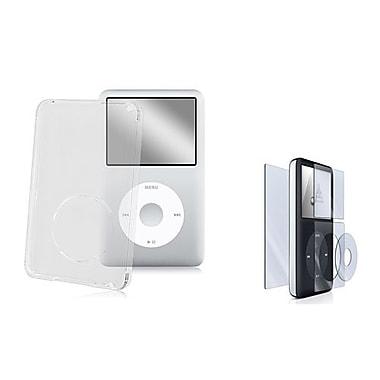 Insten® 480614 2-Piece MP3 Case Bundle For Apple iPod Classic 80GB/120GB