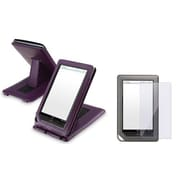 Insten® 484489 2-Piece Tablet Case Bundle For Barnes & Noble Nook Color